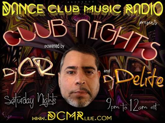 club nights show flyer - mar 2019